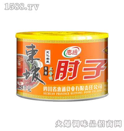 惠通东坡肘子五香味(有骨)