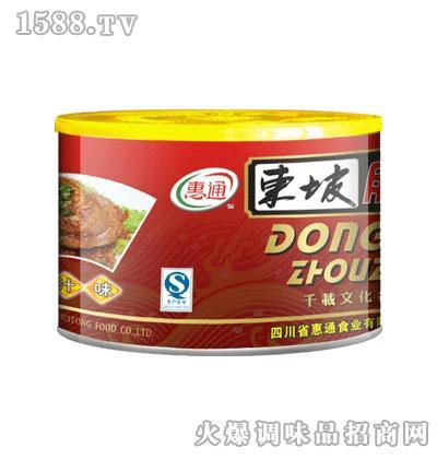 惠通东坡肘子姜汁味