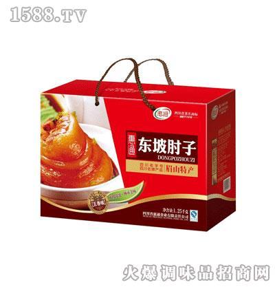 惠通东坡肘子(五香味)