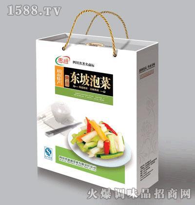 惠通东坡泡菜