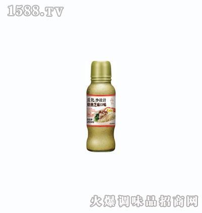 丘比沙拉汁焙煎芝麻口味200ml
