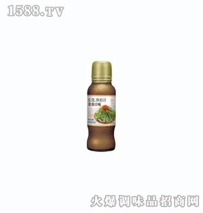 丘比沙拉汁姜香口味200ml