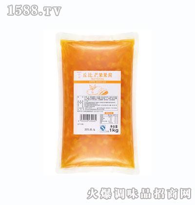 丘比芒果果酱1kg