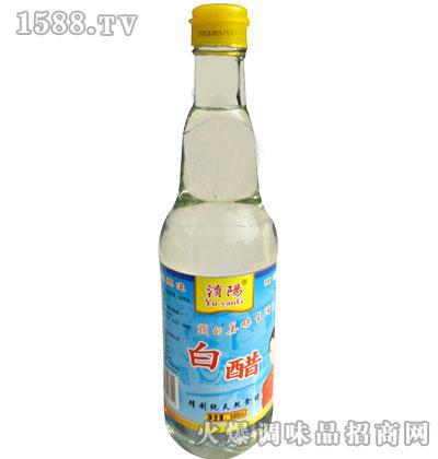 征轮�U�500ml白醋瓶装