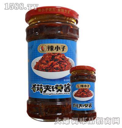 辣小子香菇夹馍酱