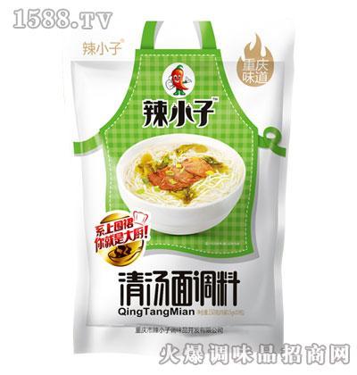辣小子清汤面调料