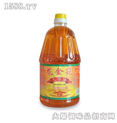 龙金花大豆油1.8L