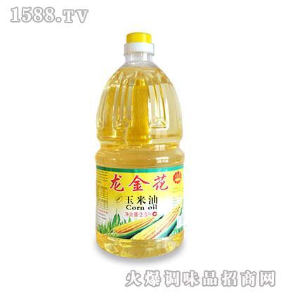 龙金花玉米油2.5L