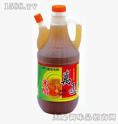 万通米醋800ml