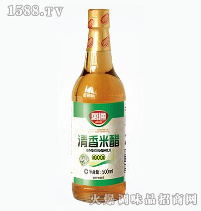 万通清香米醋500ml
