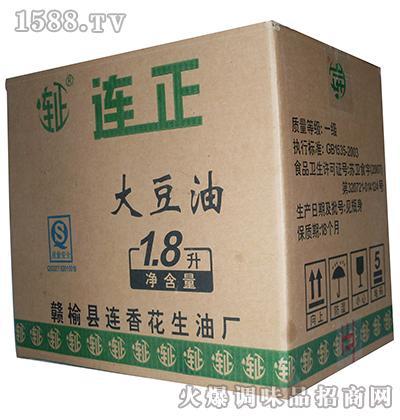 连正-大豆油1.8L