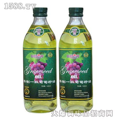 丝路晨光葡萄籽油1L