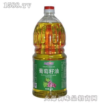 丝路晨光葡萄籽油1.8L