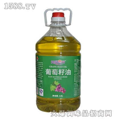 丝路晨光葡萄籽油4.5L