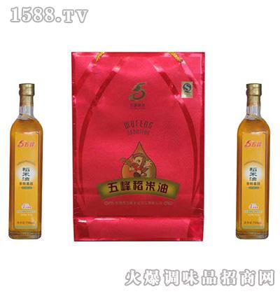五峰稻米油