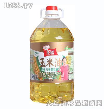 厨道玉米油5L