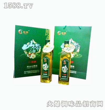 荆山锦原生态山茶籽油750ML