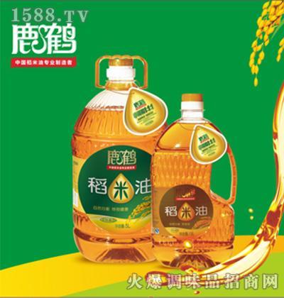 鹿鹤稻米油
