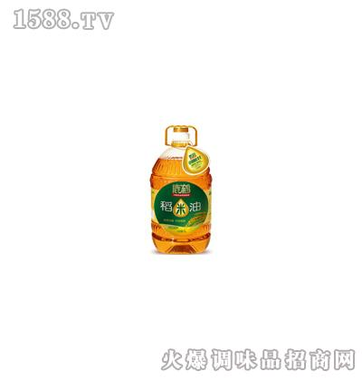 鹿鹤稻米油5L