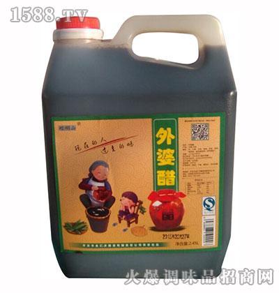 崆峒山外婆醋2.45L