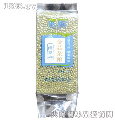 穗丰乐稻绿豆400g
