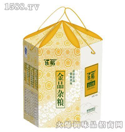 穗丰乐稻金品杂粮礼盒3180g