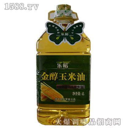 穗丰乐稻金醇玉米油4L