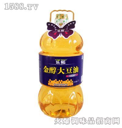 穗丰乐稻金醇大豆油5L