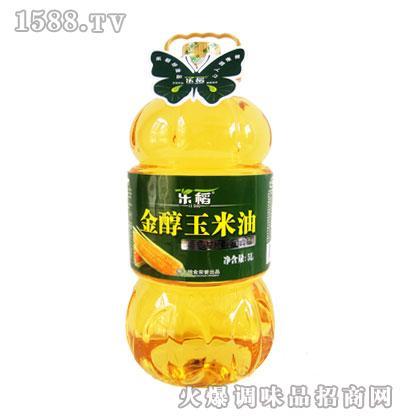 穗丰乐稻金醇玉米油5L