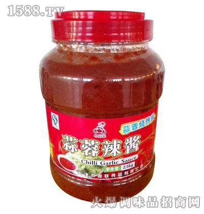 粤厨来蒜蓉辣酱2.5kg