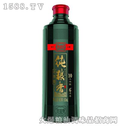 纯粮香老陈醋500ml-西堡泉