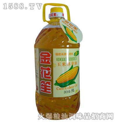 玉米胚芽油5L-金花笙
