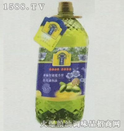 亚麻籽橄榄食用调和油5L
