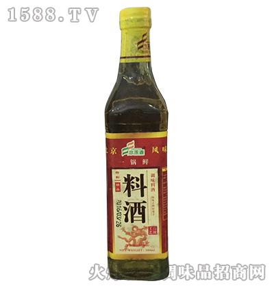 锅鲜料酒-水禾源