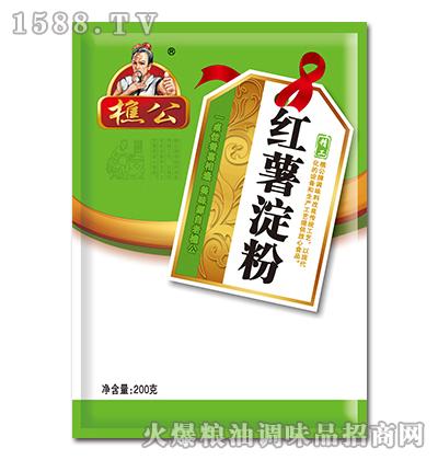 红薯淀粉200克-樵公