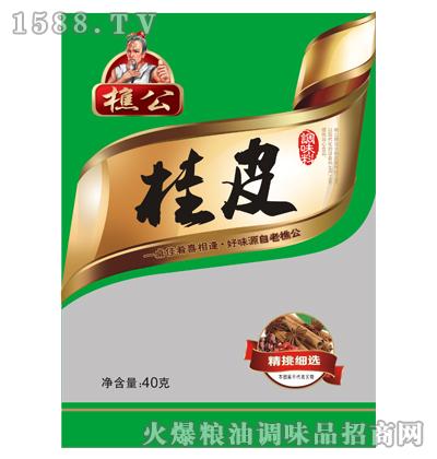 桂皮40克-樵公
