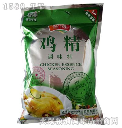 至尊绿鸡精调味料1000克-智博