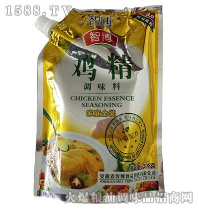 家庭金装鸡精208克-智博