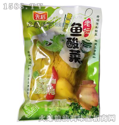 鱼酸菜400g