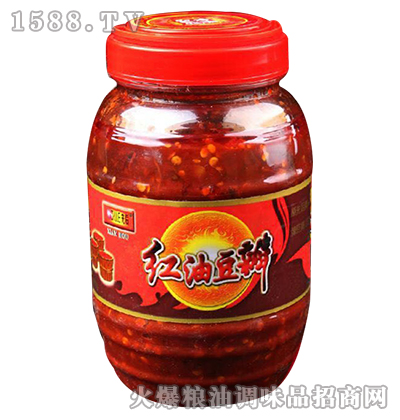 红油豆瓣酱1.1kg