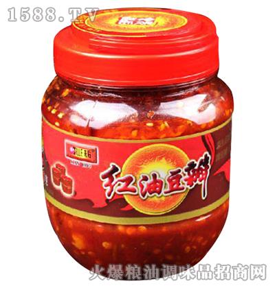 红油豆瓣酱800g