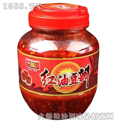 红油豆瓣酱500g