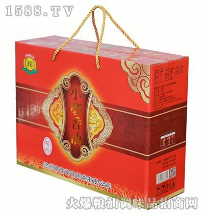 小磨香油礼盒-丰彩