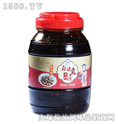 麻婆豆腐调料1kg-崔婆婆