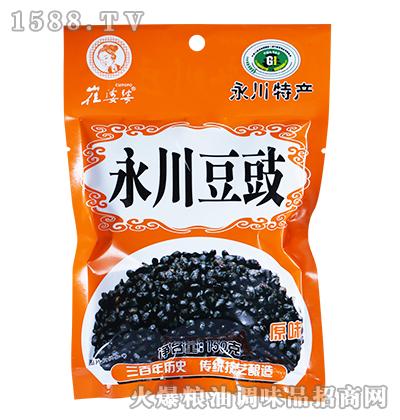 永川豆豉原味150克-崔婆婆