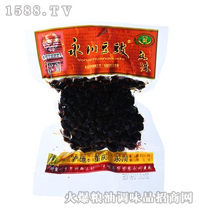 永川豆豉120g-崔婆婆