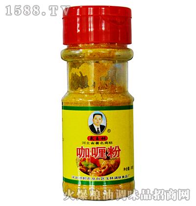 咖喱粉-武玉林