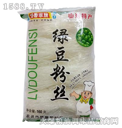 绿豆粉丝160g-顶香