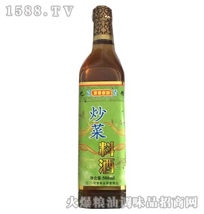 炒菜料酒500ml-顶香