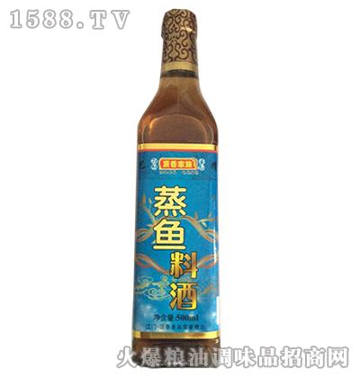 蒸鱼料酒500ml-顶香